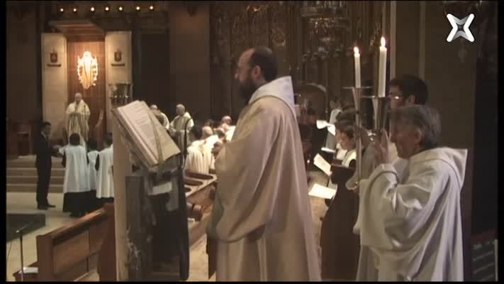 Missa de Montserrat, 10 de gener
