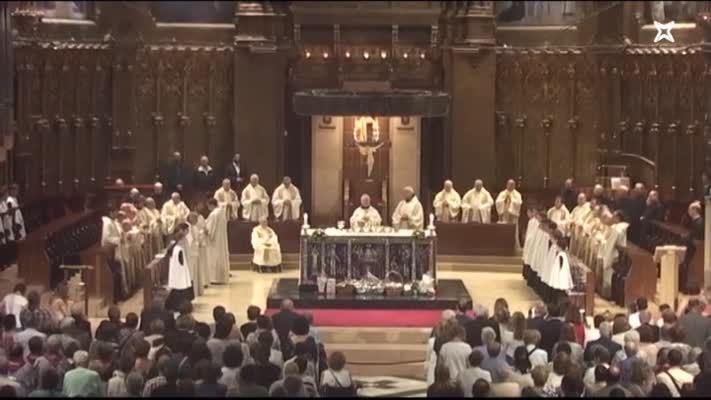 Missa de Montserrat, 11 de juny