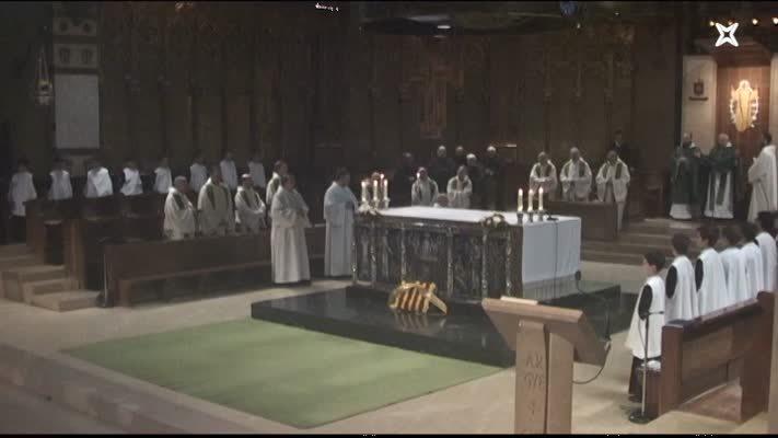 Missa de Montserrat, 12 de febrer