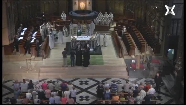 Missa de Montserrat, 14 d'agost