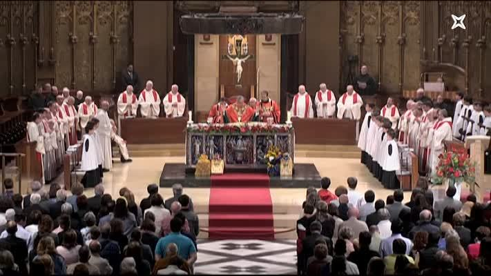 Missa de Montserrat, 20 de maig