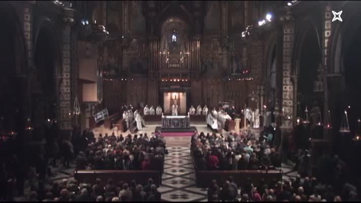 Missa de Montserrat, 20 de novembre