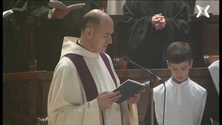 Missa de Montserrat, 22 de març