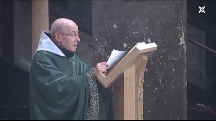 Missa de Montserrat, 22 d'octubre