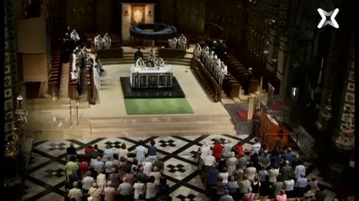 Missa de Montserrat, 23 d'agost