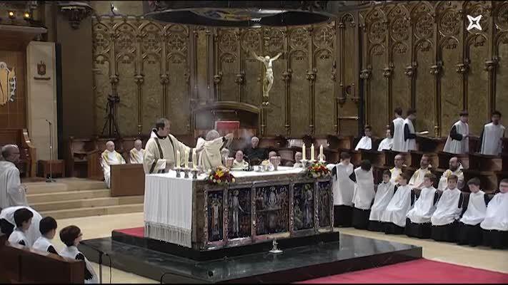 Missa de Montserrat, 27 de maig