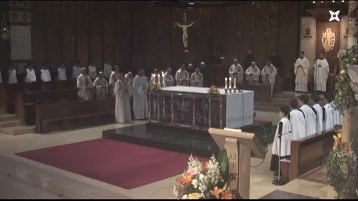Missa de Montserrat, 30 d'abril
