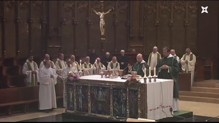 Missa de Montserrat, 4 de febrer