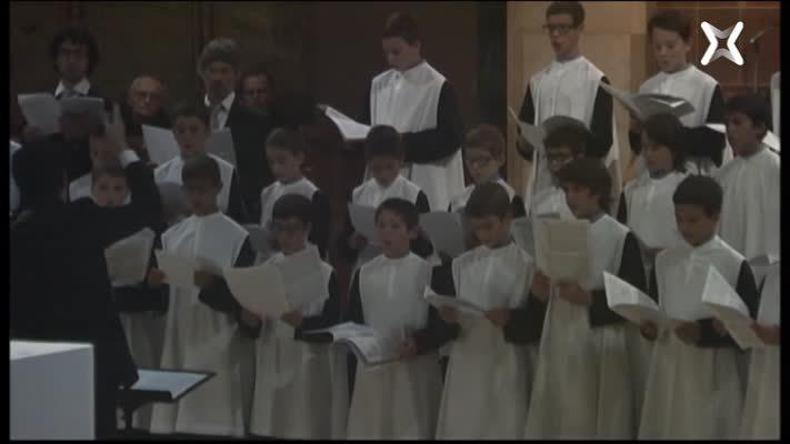 Missa de Montserrat, 4 de setembre
