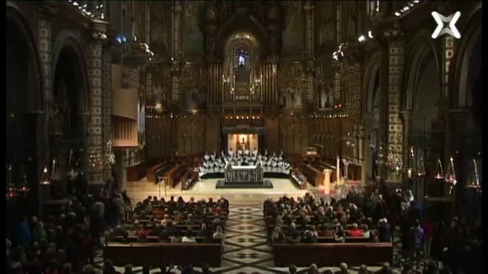 Missa de Montserrat, 7 de desembre