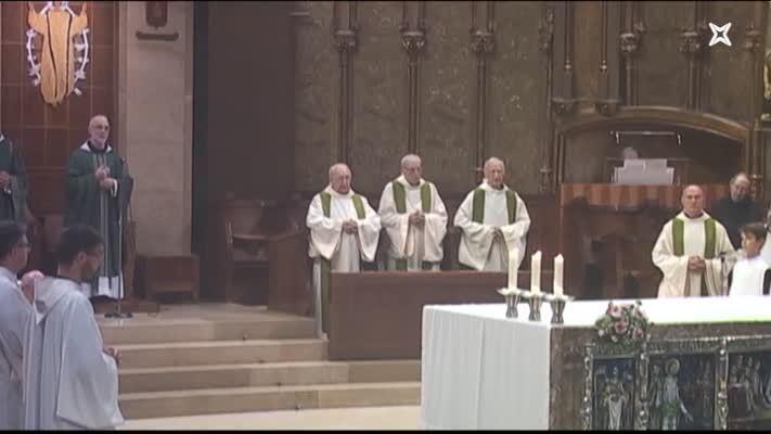 Missa de Montserrat, 8 d'octubre
