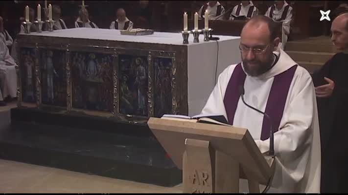 Missa de Montserrat, diumenge 4 de març