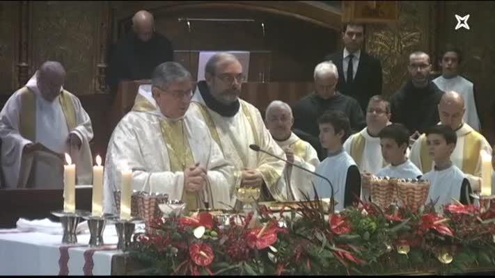 Missa del Gall de Montserrat, 24 de desembre