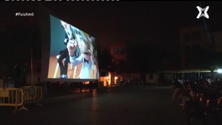Cinema a la fresca a Cassà