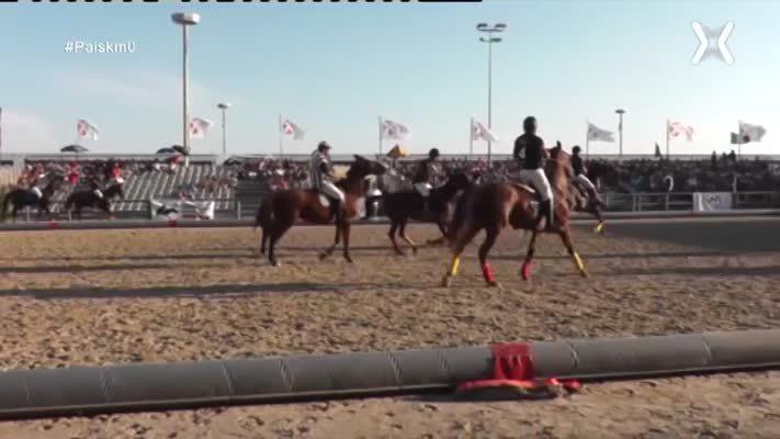 El Campionat de Horseball