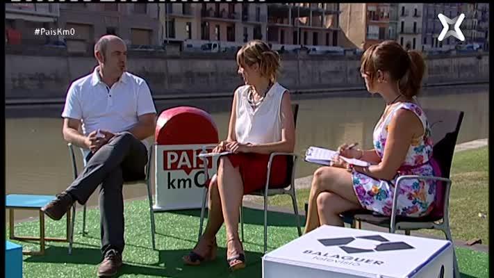 Entrevista a Jordi Ignasi Vidal, alcalde de Balaguer