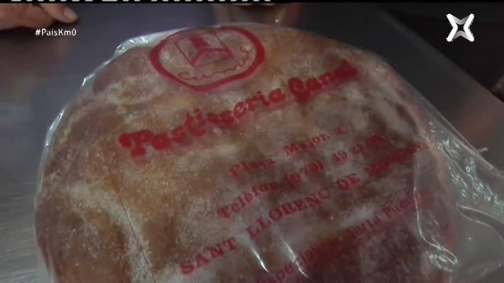 La tarta pirenaica