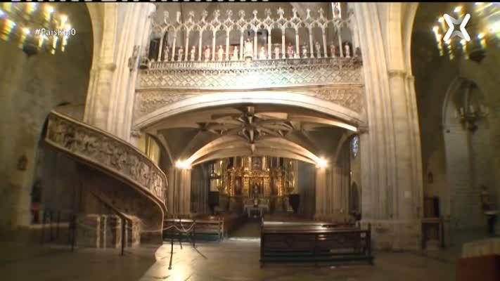 L'església gòtica de Morella