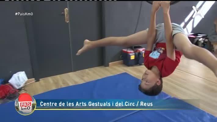 Taller de circ a Reus