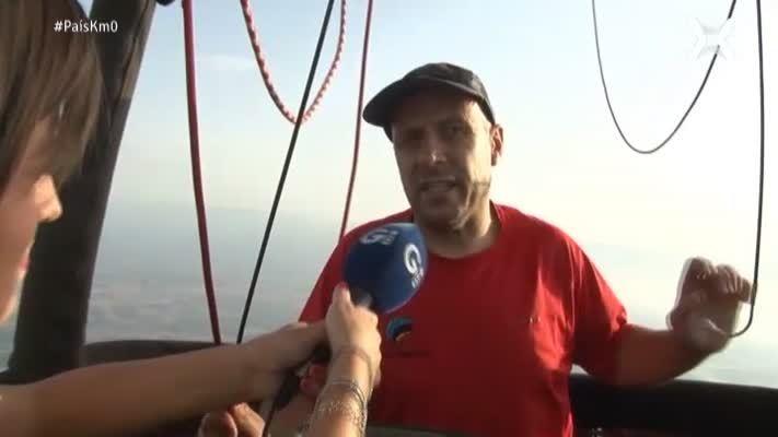 Viatges en globus al Baix Empordà