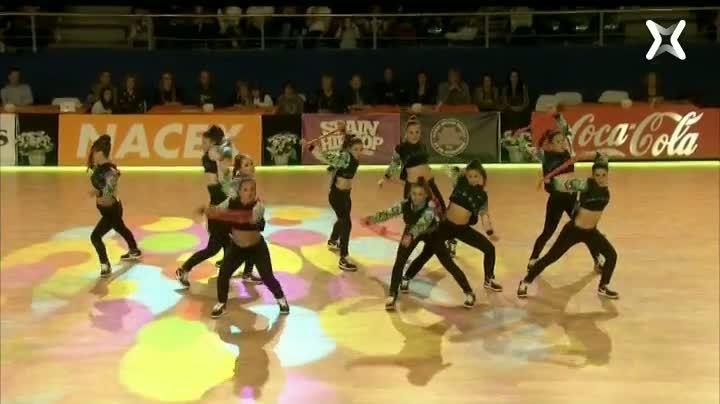 Spain Hip Hop Dance Championship. Part 2