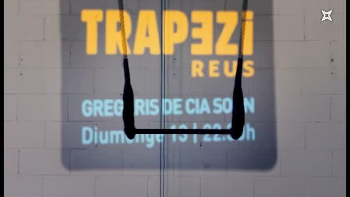 'Gregaris' un espectacle del Trapezi 2018 (Reus)