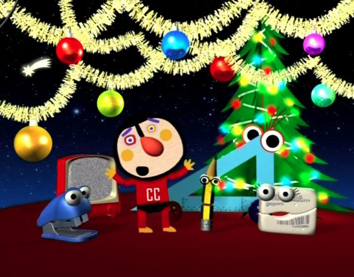El Capità Cisterna al planeta Nadal