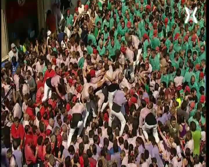 Diada Castellera de Sant Fèlix 2013 - 1a Part
