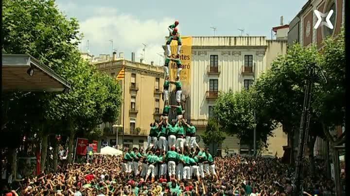 Diada de les Santes a Mataró, diades a la Riera de Gaià, Esplugues i Berga