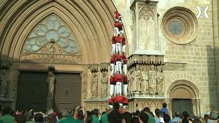 Diada de Santa Úrsula a Valls