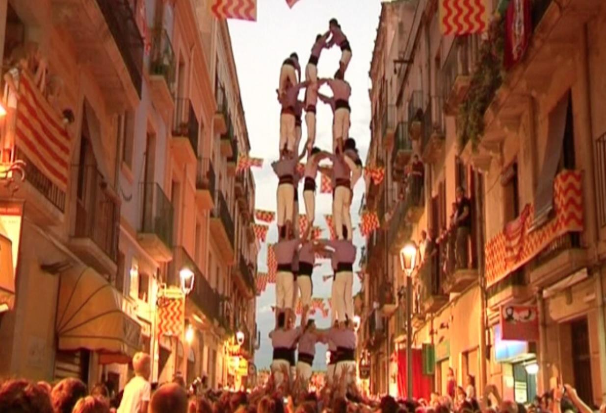 La Bisbal del Penedès, Tarragona i Vallmoll