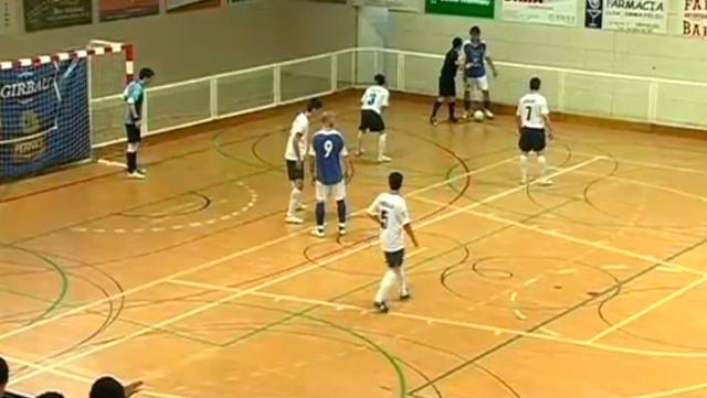 Ascens Divisió Plata Futbol Sala - 1a part