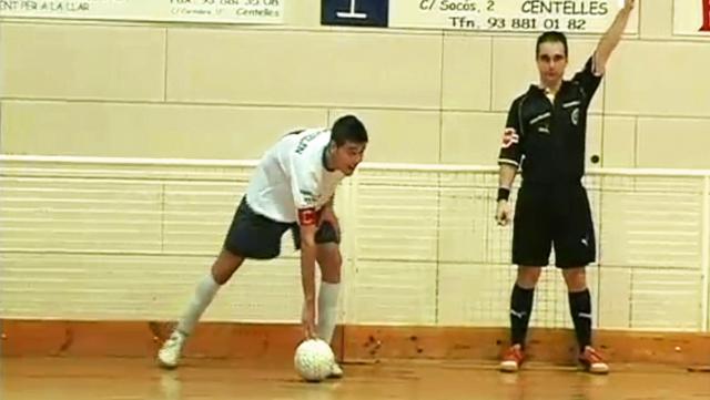 Ascens Divisió Plata Futbol Sala - 2a part