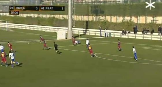 Campionat Catalunya cadet futbol - 1a part