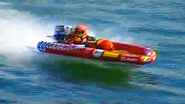 Campionat d'Europa de Motonàutica - 1a part