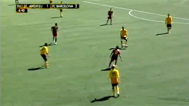 Divisió d'honor cadet futbol - 1a part