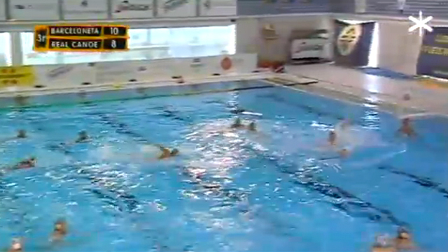 Divisió d'honor waterpolo - 1a part