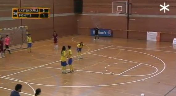 Divisió Plata futbol sala - 2a part