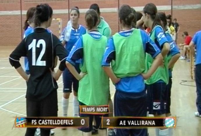 DIvisió Plata Futbol Sala Femení