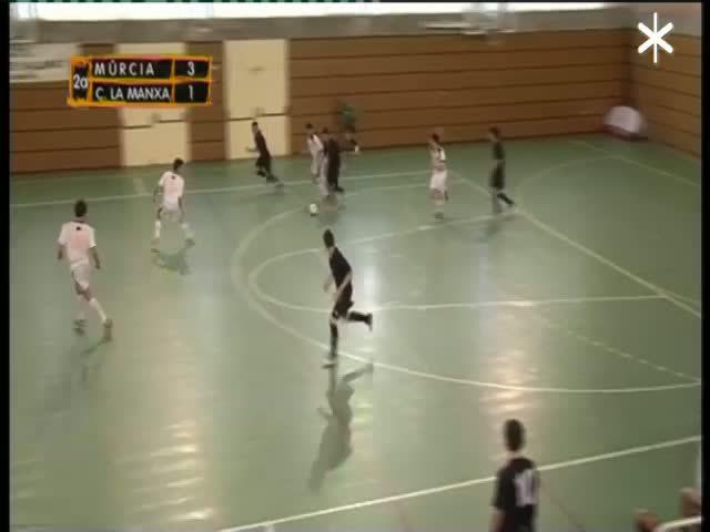 Final Campionat d'Espanya sub-16 de fútbol sala de seleccions territorials - Part 2
