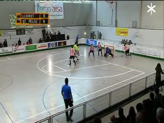 Final Copa del Príncep d'Hoquei Patins - Part 1