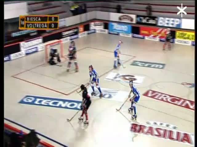 Final de la Copa de Reina d'hoquei patins, Biesca-Voltregà