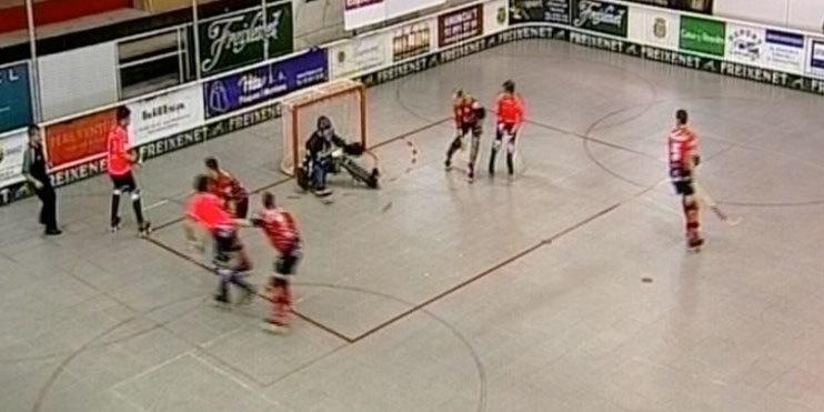 Final de la Copa d'Esports Penedès Hoquei Patins - Part 1