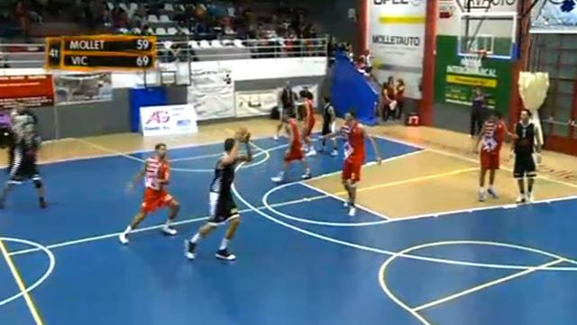 Lliga EBA Bàsquet - 1a part