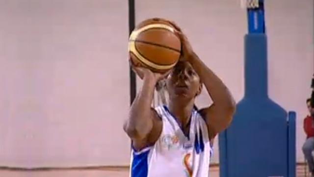 Lliga femenina de bàsquet - 1a part