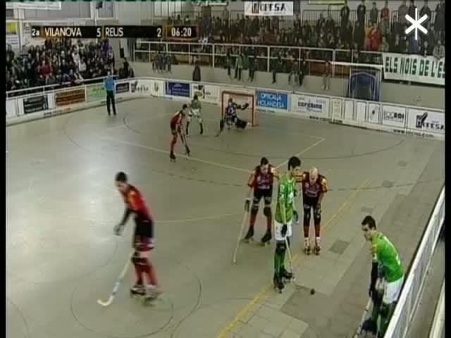 OK Lliga: CP Vilanova Mopesa - Tecnol Reus Deportiu