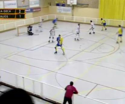 Primera divisió d' hoquei patins - 2a part