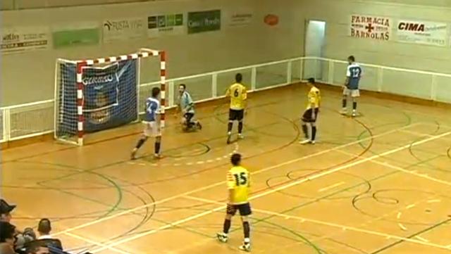 Primera nacional futbol sala - 1a part