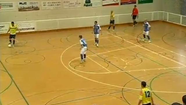 Primera nacional futbol sala - 2a part