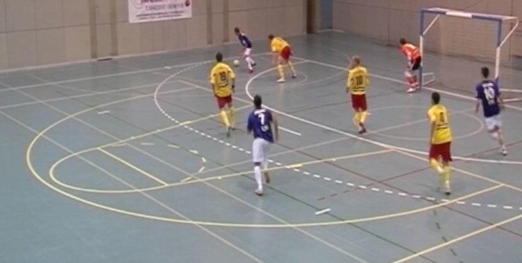 Segona divisió futbol vaga - Part 1